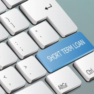 keyboard with short term loan button