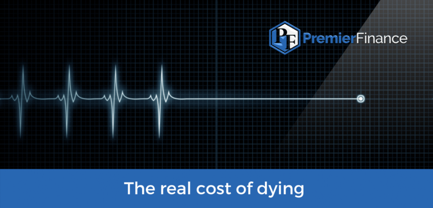 The real cost of dying